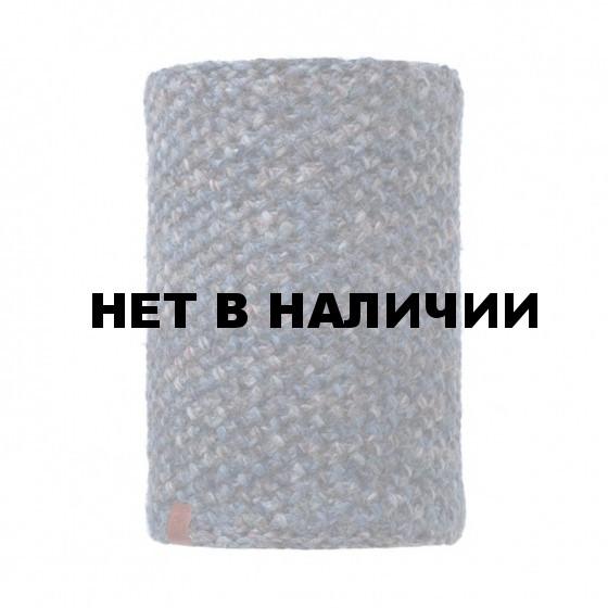 Шарф BUFF KNITTED & POLAR NECKWARMER MARGO BLUE