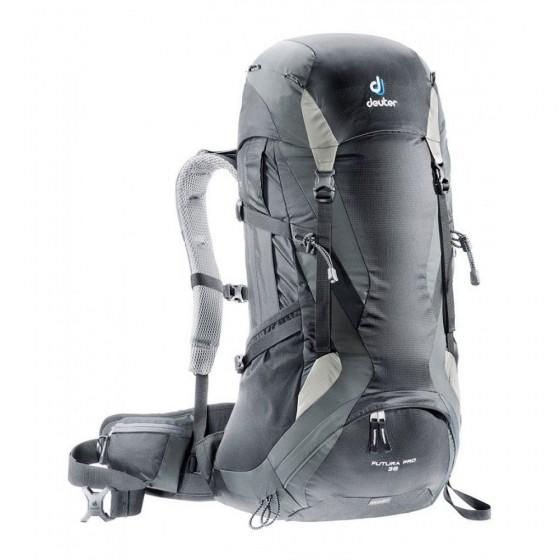 Рюкзак Deuter 2015 Aircomfort Futura Futura Pro 36 black-granite