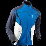 Куртка беговая Bjorn Daehlie 2017-18 Jacket Legend 2.0 Mykonos Blue (US:XL)