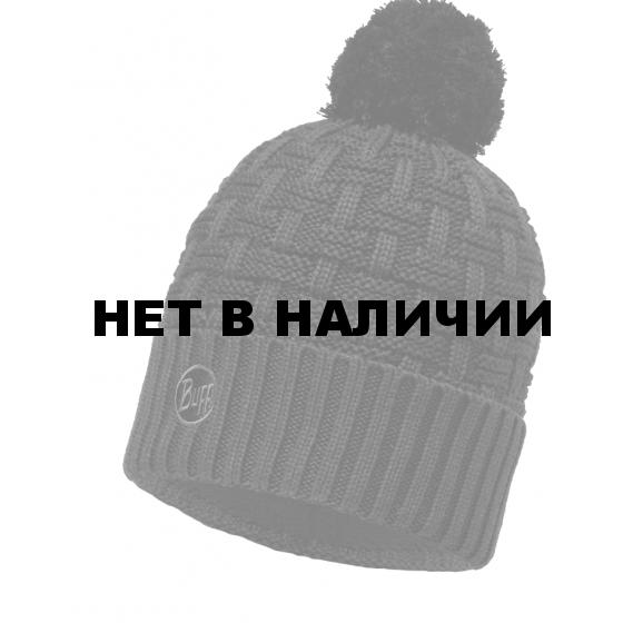 Шапка BUFF KNITTED HATS BUFF AIRONBLACK/OD