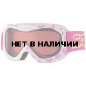 Очки горнолыжные Salice 601DA WHITE/AMETHYST