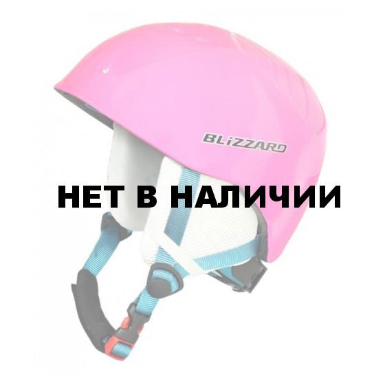 Зимний Шлем Blizzard 2016-17 Signal signal pink
