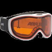Очки горнолыжные Alpina Challenge S 2.0 QH white_QH S2