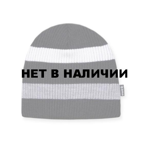Шапка Kama A40 (graphite) серый