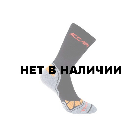Носки ACCAPI CROSSCOUNTRY black (черный)