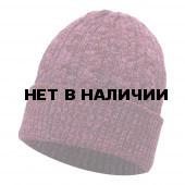 Шапка BUFF KNITTED HAT BRAIDY AMARANTH PURPLE (US:one size)