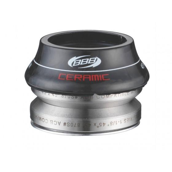 Рулевая колонка BBB Ceramic 41.8mm 15mm carbon cone spacer (BHP-47)