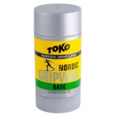 Мазь TOKO Nordic Base Wax (зеленая базовая, 0С/-30С27 гр.)