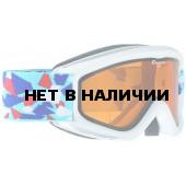 Очки горнолыжные Alpina Carat D white-konfeti_DH S2