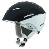 Зимний Шлем Alpina CHEOS SL black-white