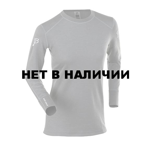 Футболка с длинным рукавом Bjorn Daehlie UNDERWEAR Shirt ACTIVE LS Women Gargoyle (Серый)