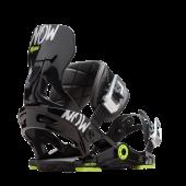 Сноуборд крепления NOW 2017-18 NX-GEN BLACK