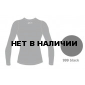 Футболка с длинным рукавом ACCAPI TECNOSOFT PLUS LONGSL.T-SHIRTLADY black (черный)