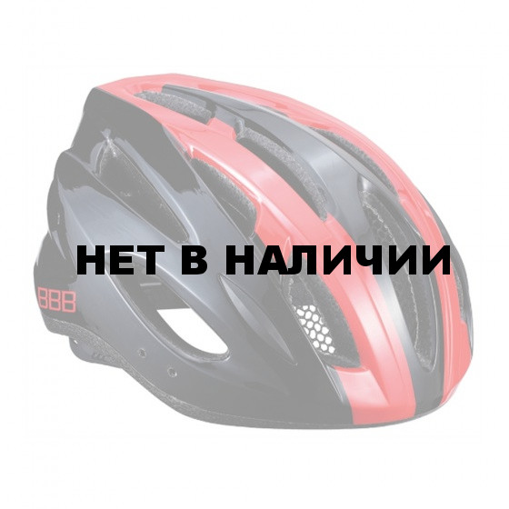 Летний шлем BBB Hero (flash) красный (BHE-48)