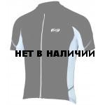 Джерси BBB ComfortFit jersey s.s. black white (BBW-235)