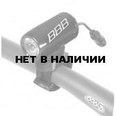 Фонарь BBB HighPower 3W LED black (BLS-63)