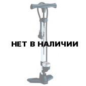 Насос напольный BBB AirBoost steel pump black (BFP-21)