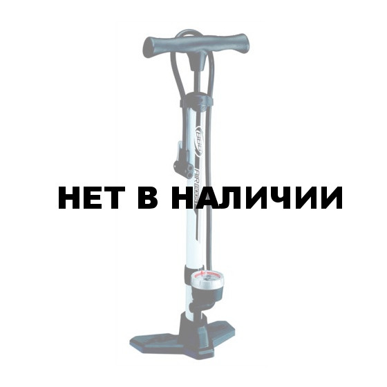 Насос напольный BBB AirBoost steel pump black (BFP-21)