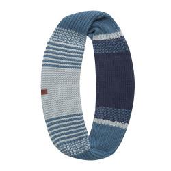 Шарф BUFF KNITTED INFINITY BORAE MAZARINE BLUE (US:one size)