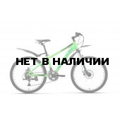 Велосипед Welt Peak 24 Disc 2017 acid green/dark green