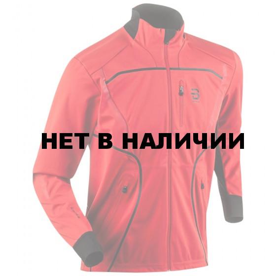 Куртка беговая Bjorn Daehlie 2016-17 Jacket LEGEND High Risk Red