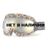 Очки горнолыжные Salice FBFURXS Cheeta/RW Gold