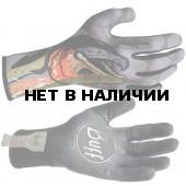 Перчатки рыболовные BUFF Sport Series MXS Gloves BS Steelhead (серый/рыба)