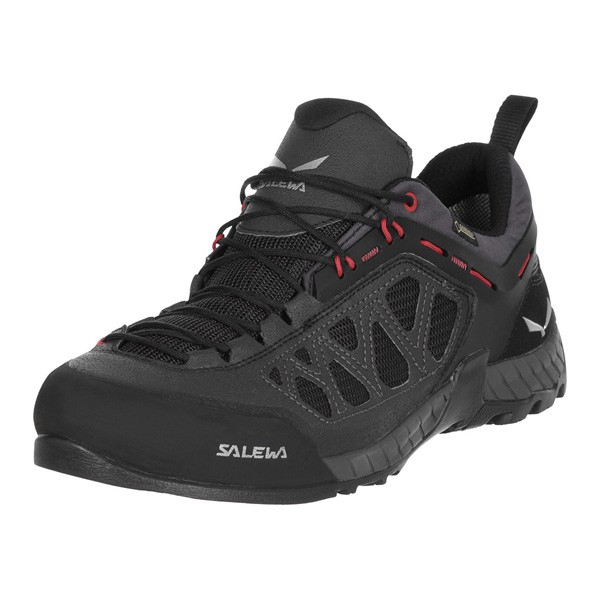 Треккинговые кроссовки Salewa 2016 Tech Approach MS FIRETAIL 3 GTX Black  Out Papavero bc34fe3b35b