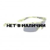 Очки солнцезащитные BBB Kids PC smoke lens матовый неон/желтый камуфляж (BSG-54)