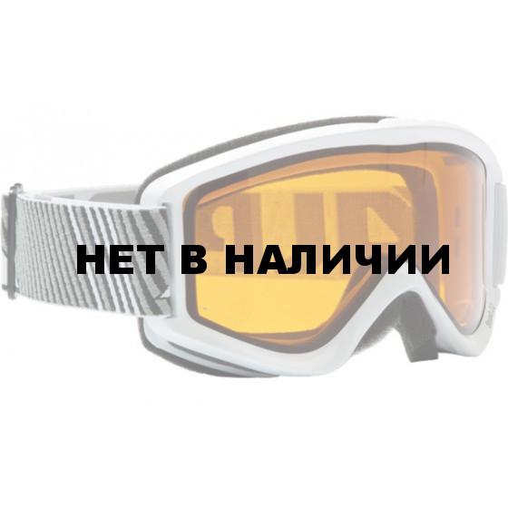 Очки горнолыжные Alpina SMASH DH black/ white