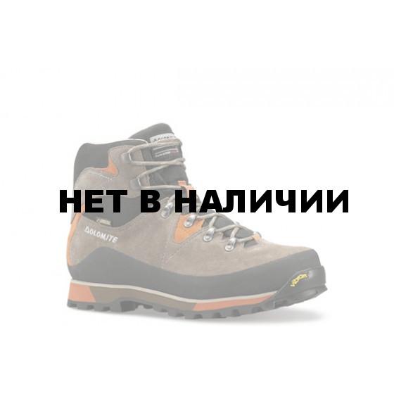 Ботинки для треккинга (высокие) Dolomite 2016 ZERMATT GTX TEAK-TURMERIC