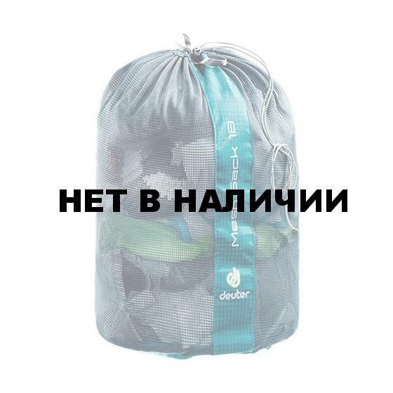 Упаковочный мешок Deuter 2016-17 Mesh Sack 18 petrol