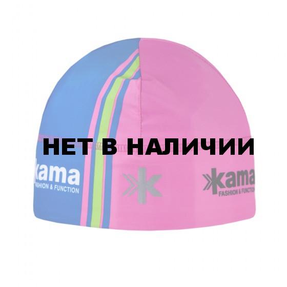Шапка Kama 2016-17 AW58 navy