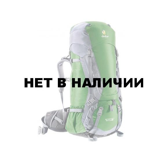Рюкзак Deuter 2015 Aircontact Aircontact 50 + 10 SL emerald-titan