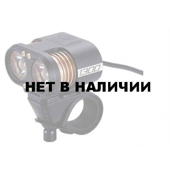 Фонарь передний BBB Scope 1300 lumen LED black (BLS-68)