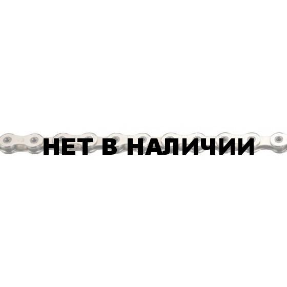 Навеска BBB 10 скоростей (114 звеньев), Silver silver (BCH-103)