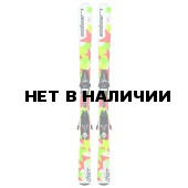 Горные лыжи с креплениями Elan 2015-16 STARR QT EL 7.5 (130-150)