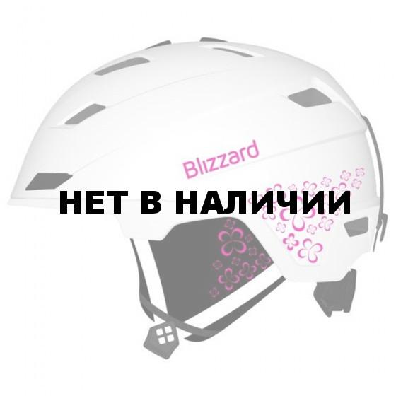 Зимний Шлем Blizzard 2016-17 Demon white