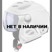 Зимний Шлем Alpina JUMP JV VHM white matt