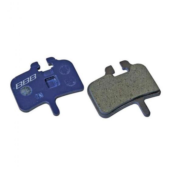 Тормозные колодки BBB DiscStop comp.w/Hayes HFX-mag, HFX-9 series hydraulic,Promax hydraulic,Promax mech & MX1 (BBS-45)
