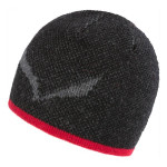 Шапка Salewa 2017-18 ORTLES WO BEANIE black out/0730/1580