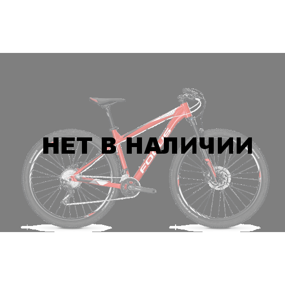 Велосипед FOCUS WHISTLER SL 2018 firered