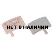 Тормозные колодки BBB DiscStop comp.w/Hayes Stroker carbon, Stroker Trail, Stroker Gram sintered (BBS-491S)