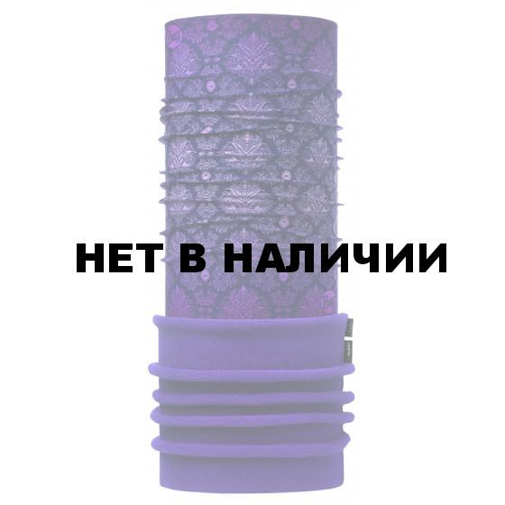 Бандана BUFF POLAR DAMASK PURPLE