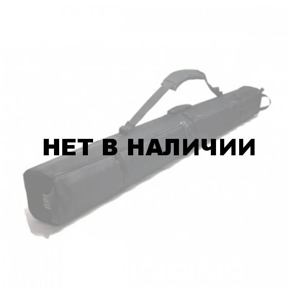 Чехол для горных лыж КАНТ 2014-15 OMEGA 1 чёрно-серый