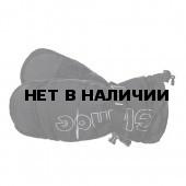 Варежки GLANCE Element Mitten (black/black) черный