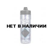 Фляга вело BBB thermo 500ml. ThermoTank прозрачный принт (BWB-52)