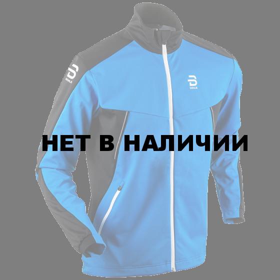 Куртка беговая Bjorn Daehlie 2017-18 Jacket Fluid Black