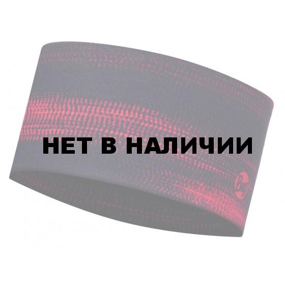 Повязка BUFF 2017 Headband BUFF STROKE RED