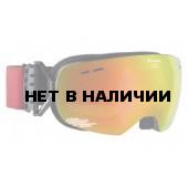 Очки горнолыжные Alpina GRANBY S MM black matt_MM red S2 sph.